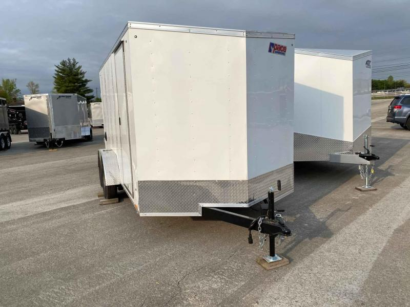 2022 Pace American E7014TA2 7X14 OUTBACK CARGO DELUXE