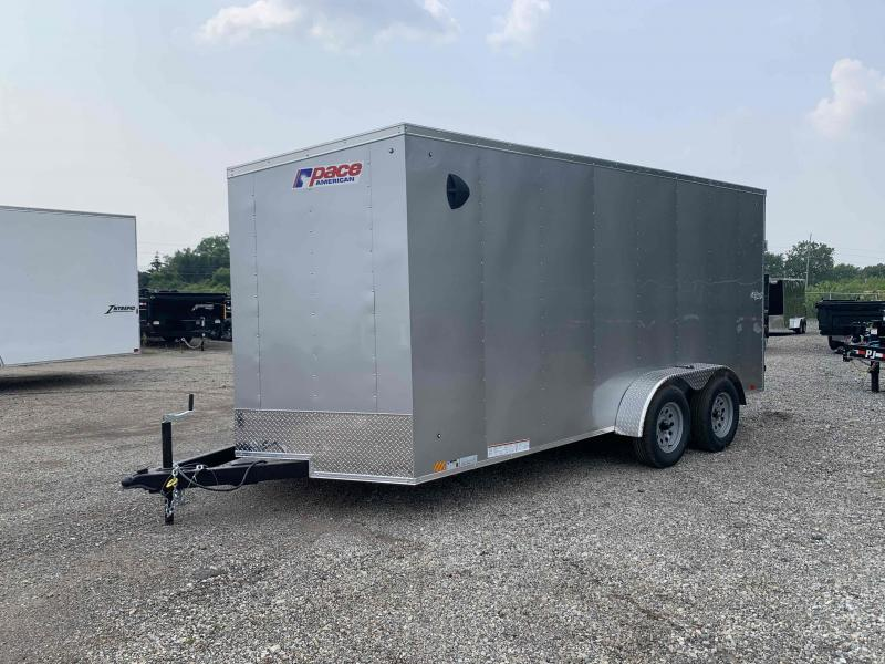 2022 Pace American OUTBACK 7 X 16 FT ENCLOSED CARGO