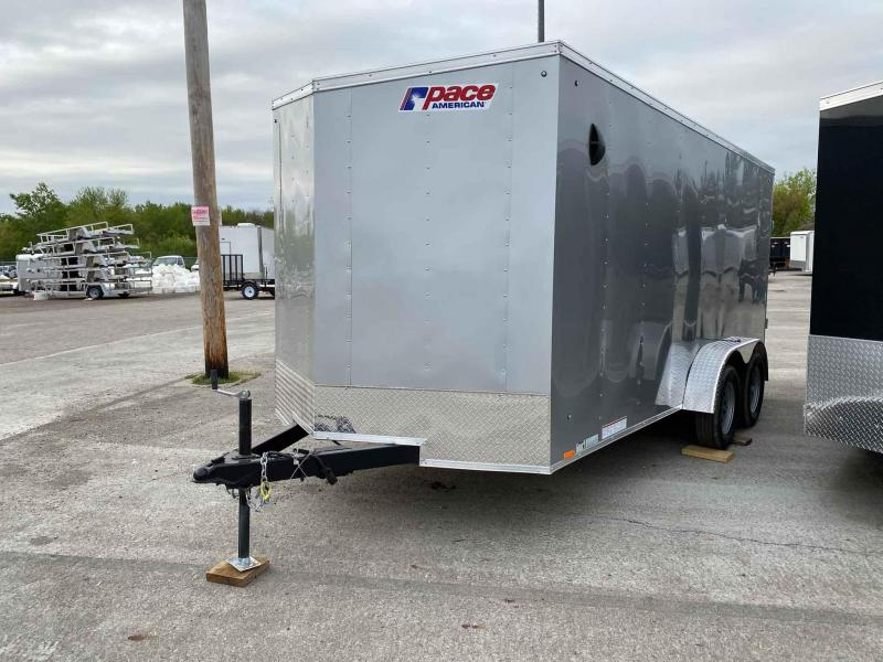 2022 Pace American E7016TA2 7X16 OUTBACK CARGO DELUXE