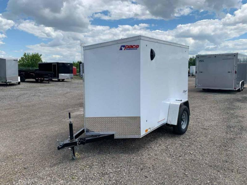 2022 Pace American E5008SA PACE OUTBACK 5 X 8 FT ENCLOSED CARGO