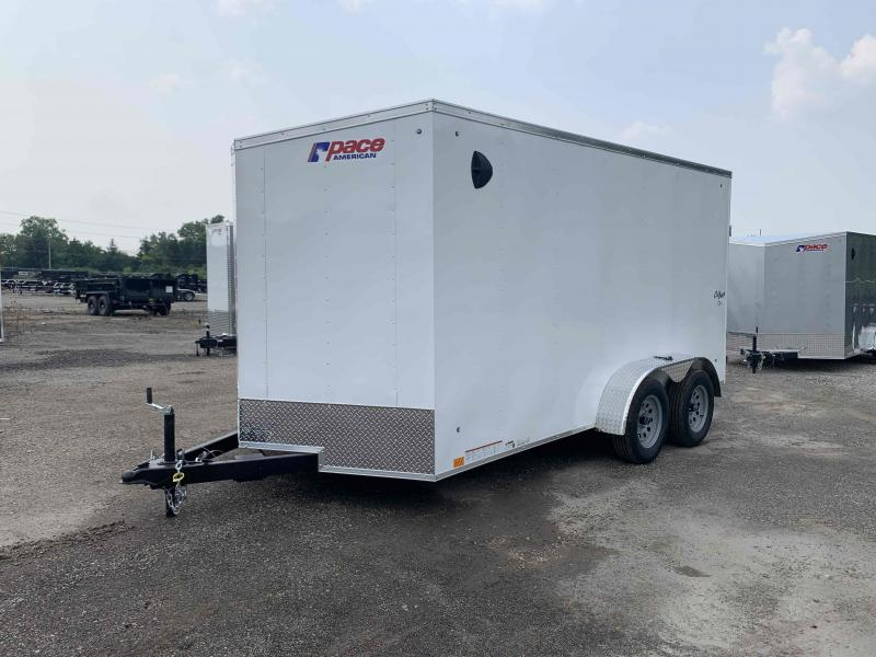 2022 Pace American OUTBACK 7 X 14 FT ENCLOSED CARGO