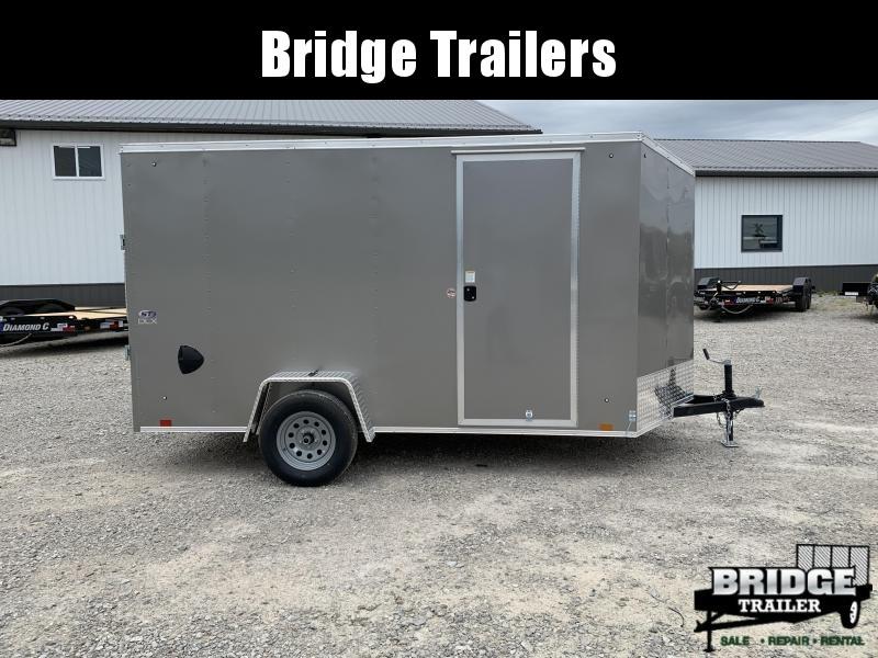 2022 Look Trailers STLC6X12SI2 DLX (6'X12') Enclosed Cargo Trailer