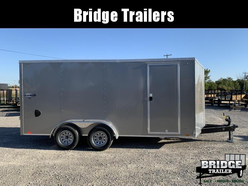 2022 Look Trailers LSCBC7.0X16TE2FF (7' X 16') Enclosed Cargo Trailer