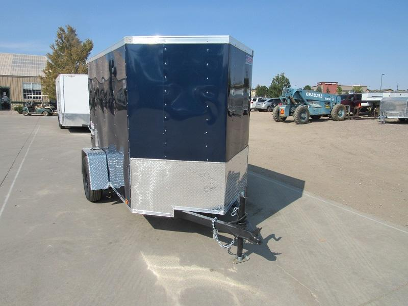 2022 Pace American PSCAB5.0X08SI2FF Enclosed Cargo Trailer