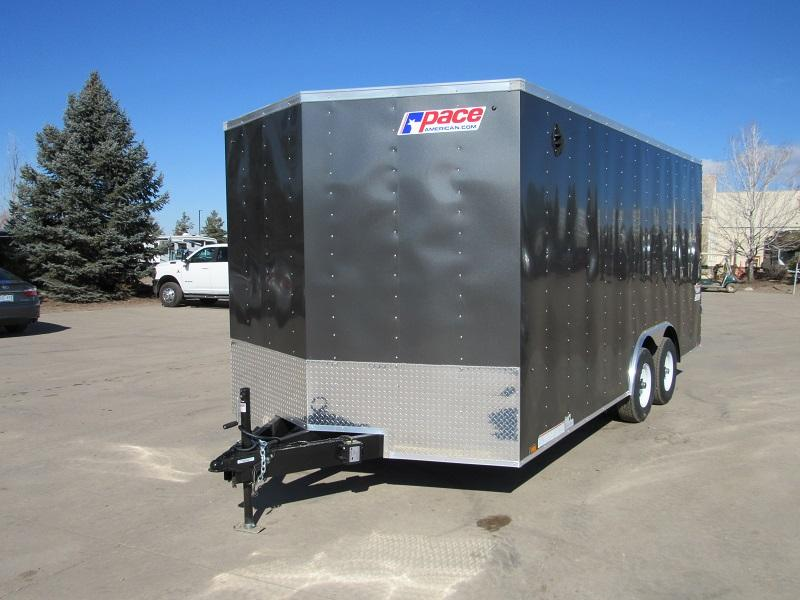 2021 Pace American PSABA8.5X18TE3FE Other Trailer