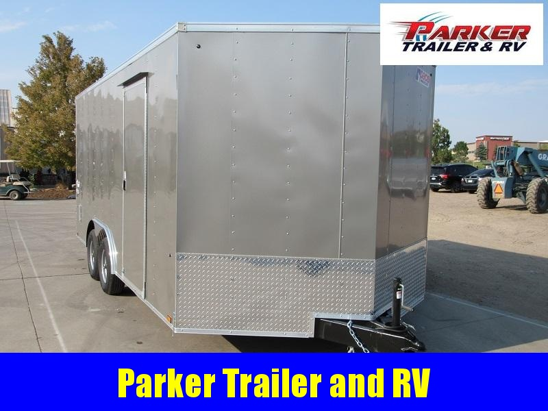 2022 Pace American PSAAB8.5X18TE3FF Enclosed Cargo Trailer