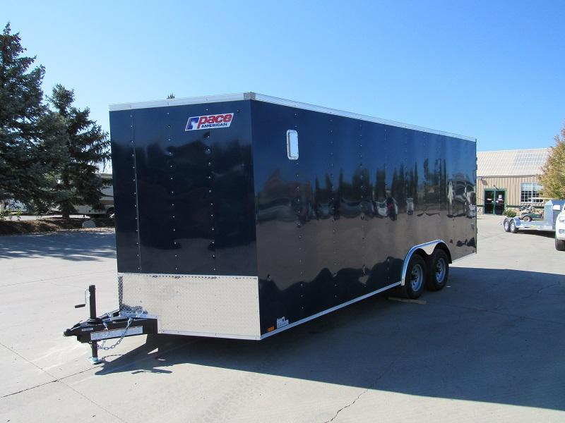 2022 Pace American PSAAB8.5X20TE3FF Enclosed Cargo Trailer