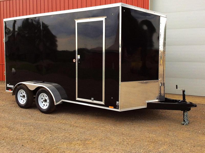2021 Cargo Express 7x14 Enclosed Trailer