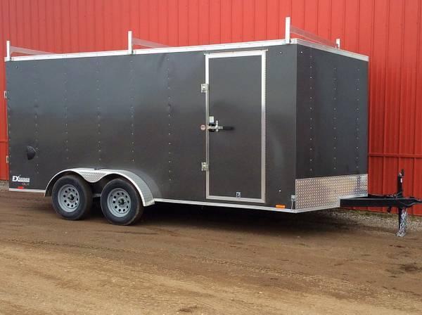 2021 Cargo Express 7x16 Enclosed Trailer