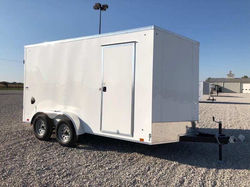 2022 Look Trailers 7 x 14' ST Cargo DLX TA BP Utility Trailer