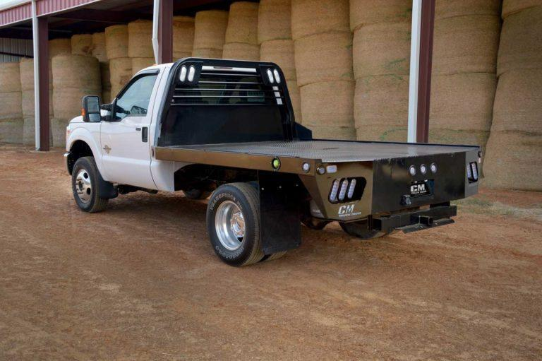 """CM 97"""" x 8'6"""" SS Truck Bed"""