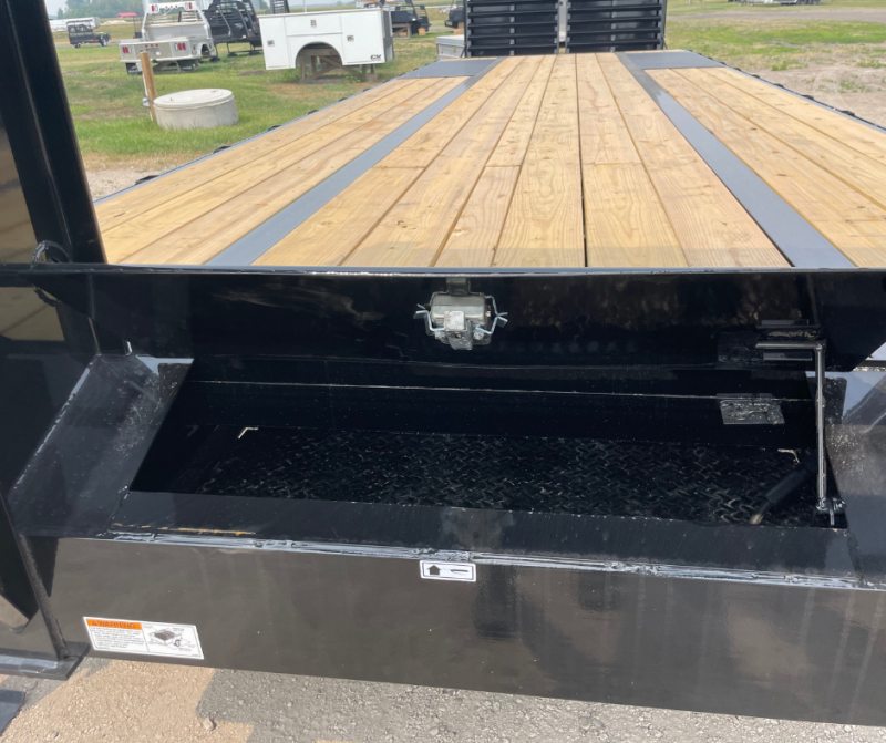 2022 H&H Trailers H30+5SDBCL-GN19-200 Deckover Trailer