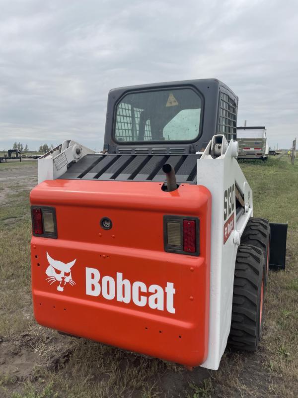 2008 BOBCAT S130 SKIDSTEER