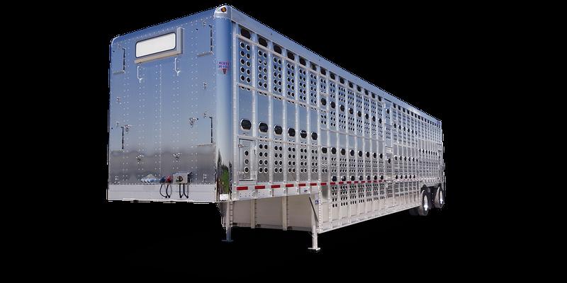 2021 EBY Bull Ride Livestock Trailer