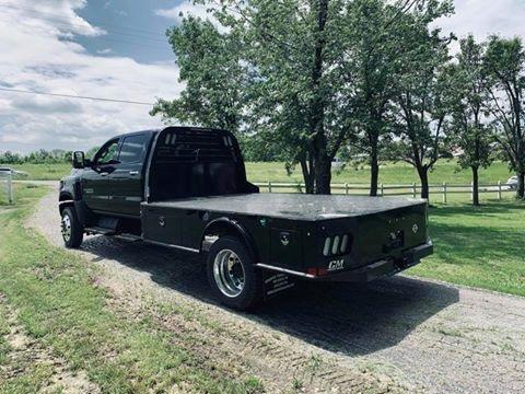 "CM 84"" x 8'6"" SK Truck Bed"