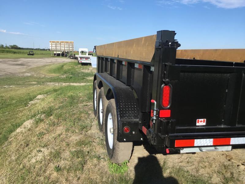 2021 Canada Trailers DT8316-21KTR Dump Trailer