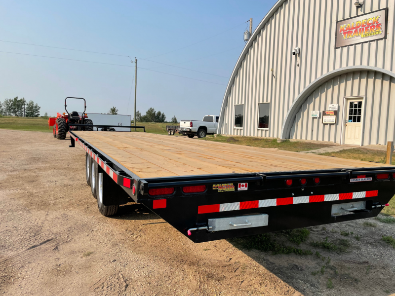 2022 Canada Trailers SD30-21KTR Equipment Trailer