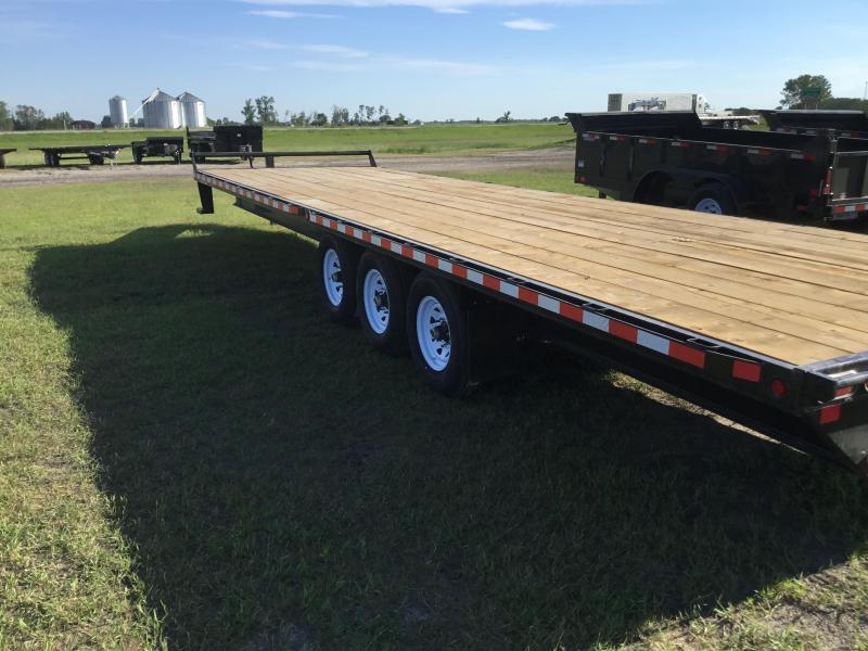 2021 Canada Trailers SD30-21KTR Equipment Trailer