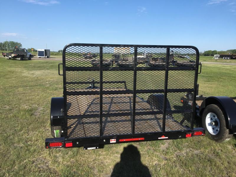 2021 Canada Trailers F612-3K ATV Trailer