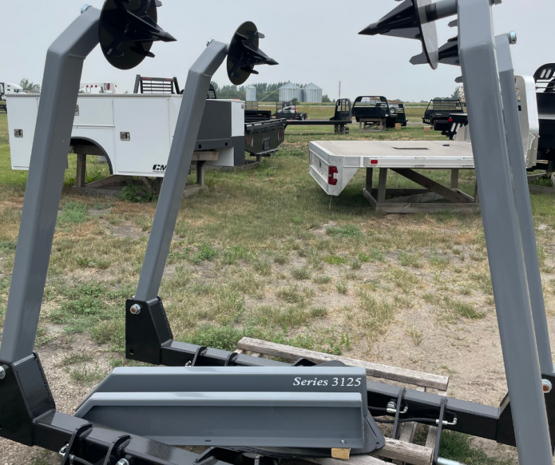 3 Point Hitch Bale Unroller