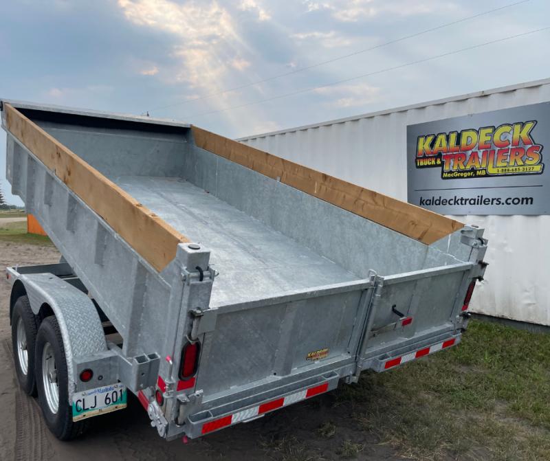 2021 Canada Trailers DT8314-14K Dump Trailer