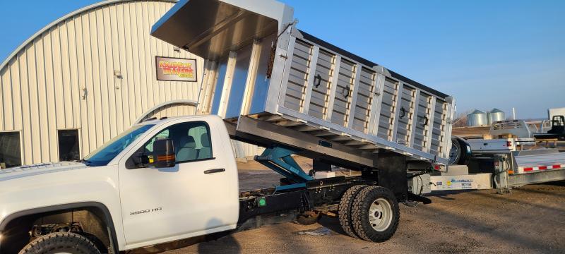 EBY Fullback General Purpose Dump Body Truck Bed