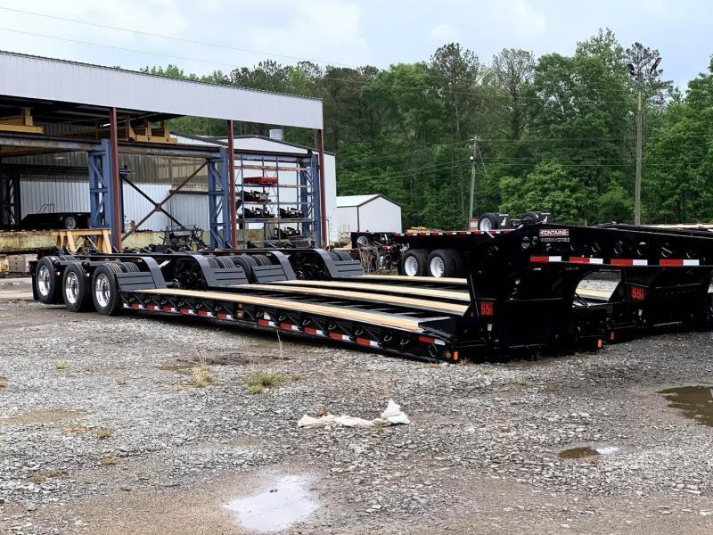 2022 Fontaine 55 Ton Workhorse Low Boy