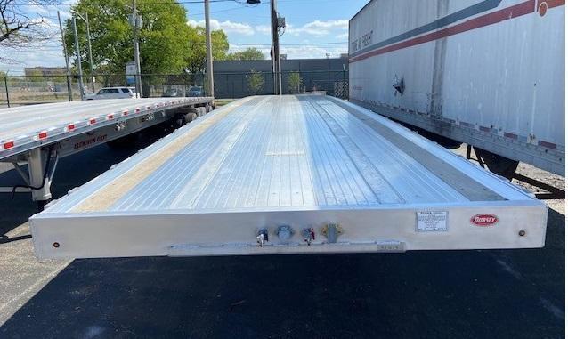 2022 Dorsey 48' Aluminum Giant Flatbed Trailer