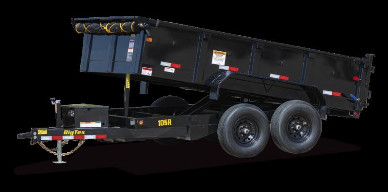2022 Big Tex Trailers 10SR-12 Dump Trailer