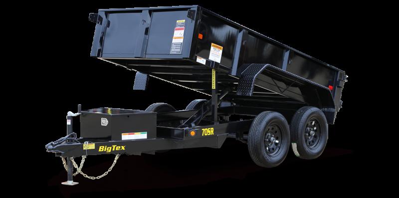 2022 Big Tex Trailers 70SR -10 Dump Trailer