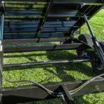 2022 Quality steel Dump Trailer 7 x 12 ft 12k GVWR