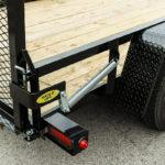 2021 Gatormade Trailers  Utility Trailer 6 ft 10 inch x 16 ft (Rear Gate)