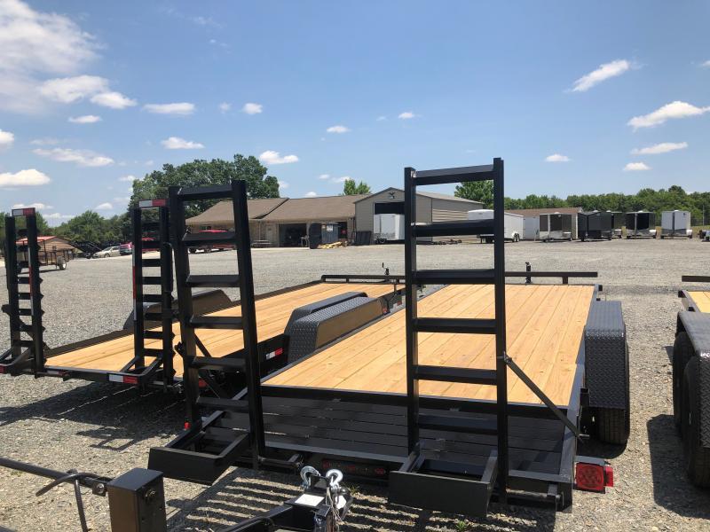 2021 Triple Crown Trailers 18+2 14k Equipment