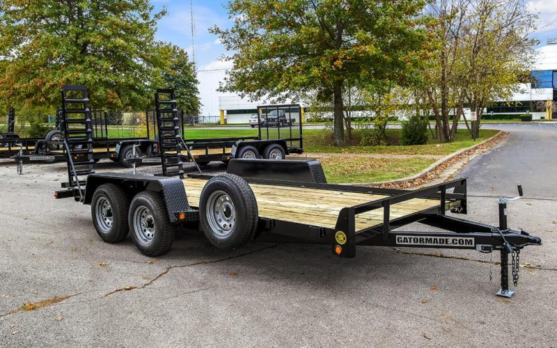 2021 Gatormade Trailers  GT-XT 10400 lb. GVWR
