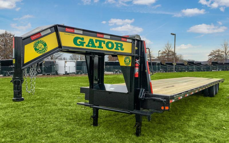 2022 Gatormade Trailers  40ft 24.9K Freight Hot Shot Gooseneck