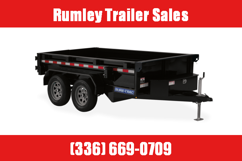 2022 Sure-Trac ST 62x10 D-B-070 Dump Trailer