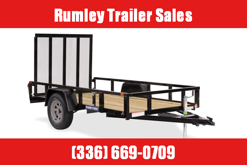 2021 Sure-Trac ST8212TA-B-030 Utility Trailer