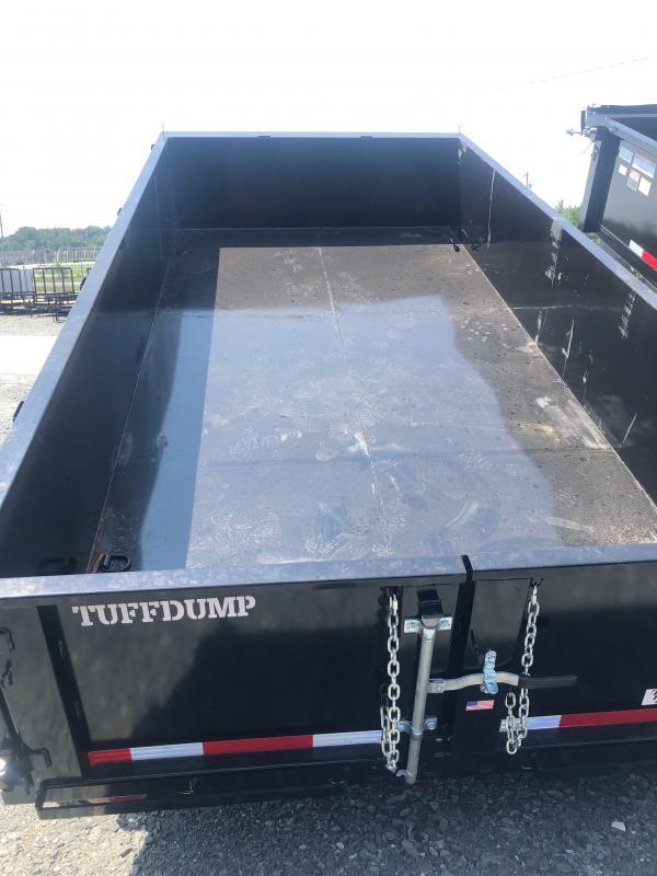 2021 TUFFDUMP 7x14 14k dump Dump Trailer