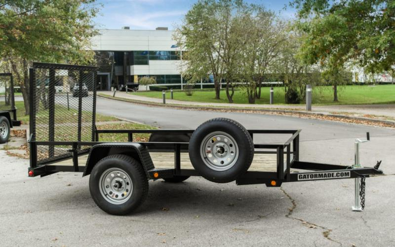 2021 Gatormade Trailers  Utility Trailer 5 x 10