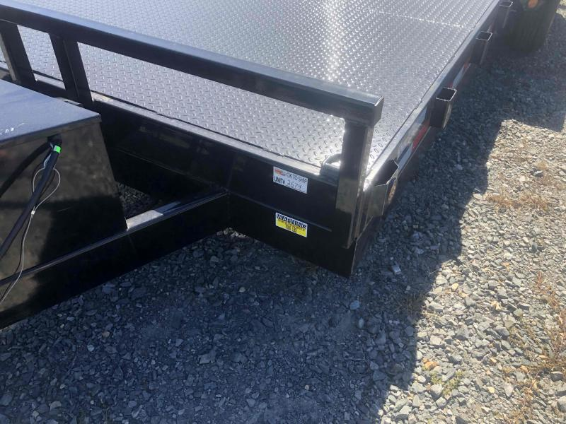 2022 Quality Steel and Aluminum 8320CH10K Car / Racing Trailer