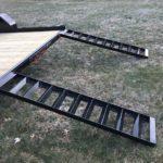 2021 Gatormade 20ft Trailers Flatbed Car Hauler Trailer (Slide In Ramps)