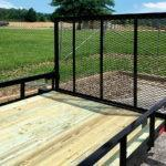 2021 Gatormade Trailers  Utility Trailer 6ft x 10inch x 20ft 10k GVWR