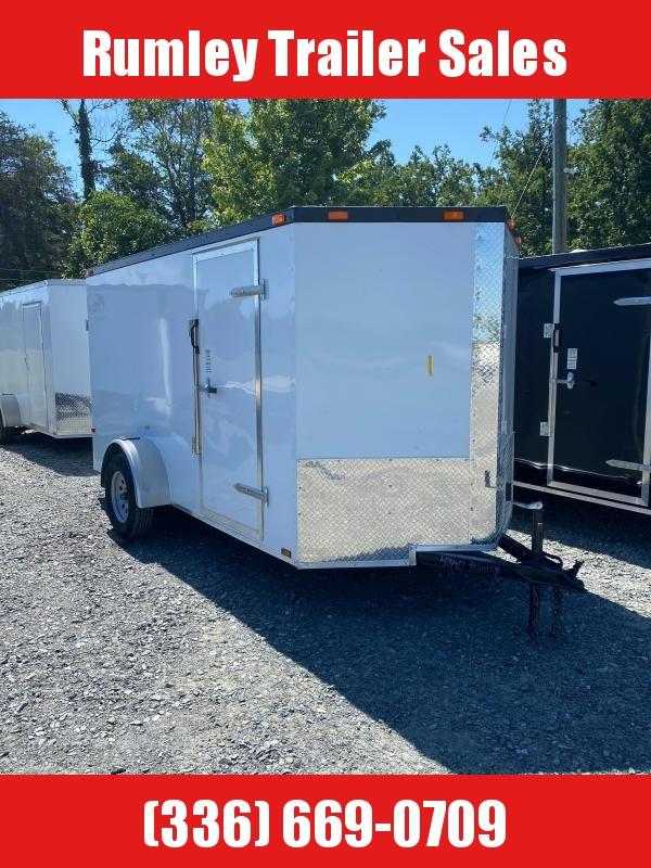 2021 Cynergy Cargo 6x12 basic Enclosed Cargo Trailer