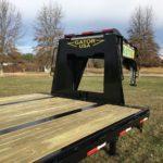 2022 Gatormade Trailers 20+5  24.9K Tandem Axle Elite Gooseneck Trailer