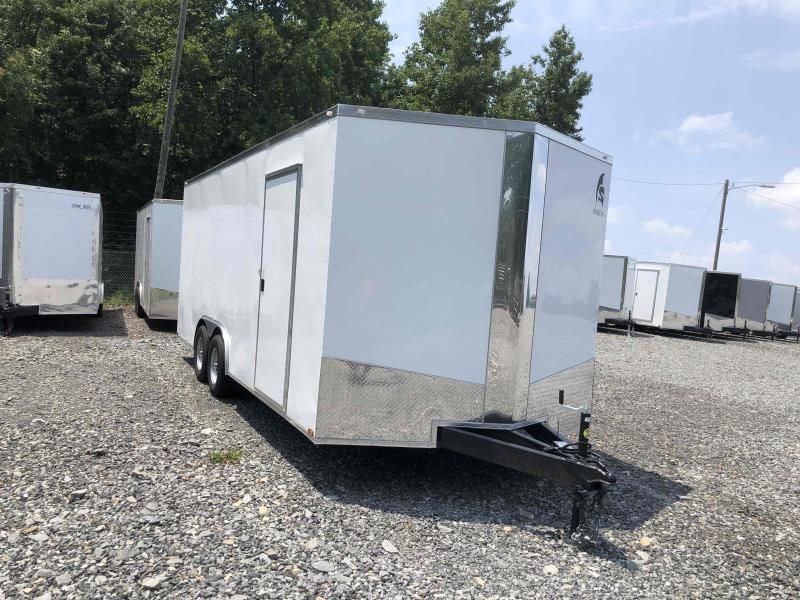 2021 Spartan Cargo 8.5x20ft 10k Enclosed Trailer