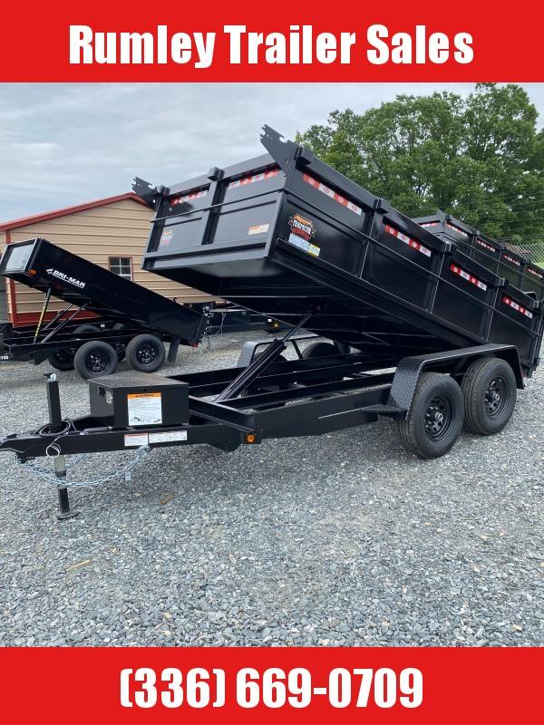 2022 Covered Wagon Trailers 6x12 10k  Dump Trailer
