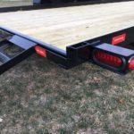 2021 Gatormade 18ft Trailers Flatbed Car Hauler Trailer (Slide In Ramps)