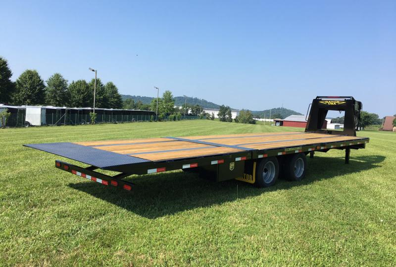2021 Gatormade Trailers  Gooseneck with Hydraulic Dovetail