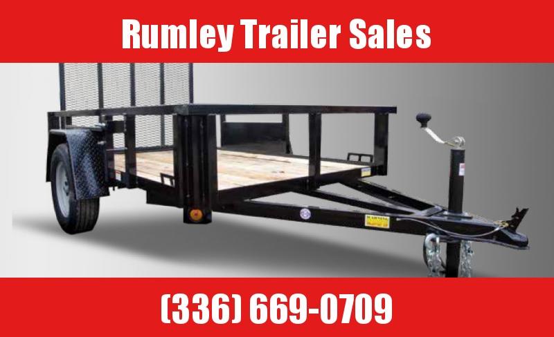 2022 Quality Steel and Aluminum 6210ANSA3.5K Utility Trailer