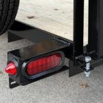 2021 Gatormade Trailers  Utility Trailer 6ft x 10inch x 20ft 7k GVWR
